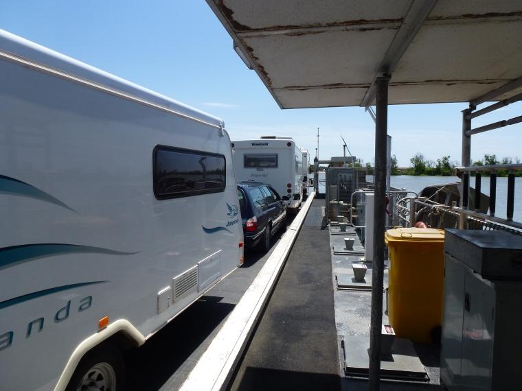 Wellington Ferry crossing