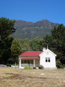 Bob Brown cottage