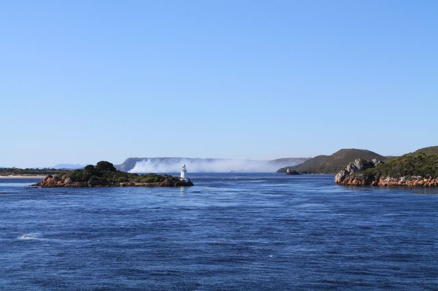 Hell's Gate Macquarie Harbour