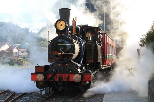 Western Wilderness Steam Train