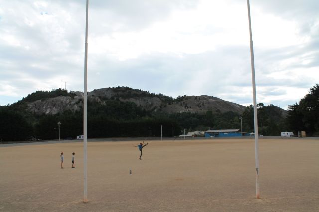 Queenstown Oval - heritage listed
