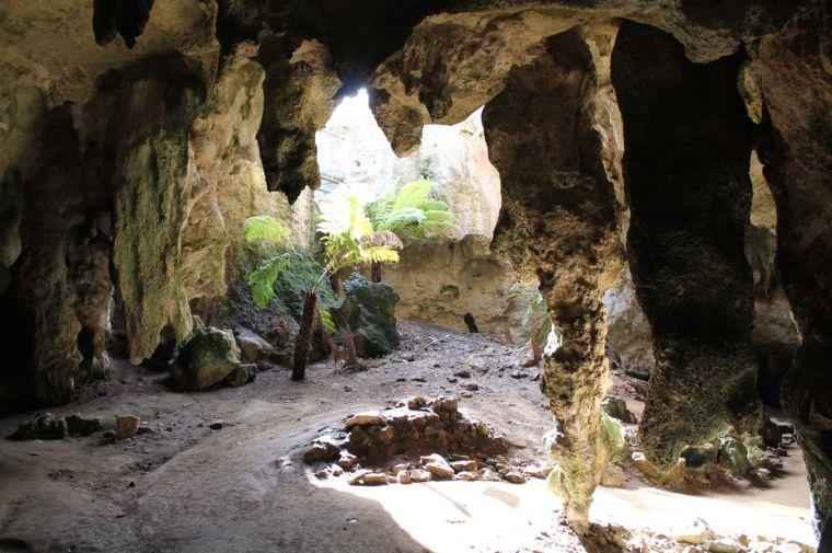 The 'Wet Cave'