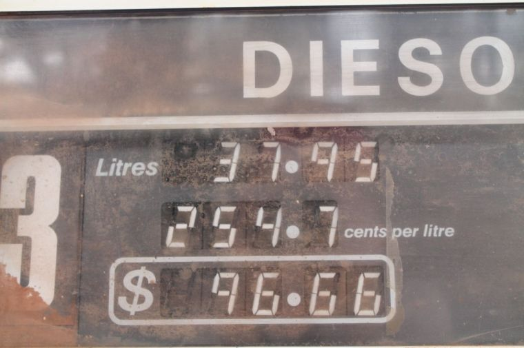 Is this the most expensive fuel in Australia????